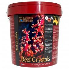法國版紅十字Reef Crystals桶裝珊瑚鹽25KG