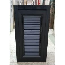18寸鋁合金櫃黑色