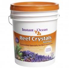 美國版紅十字珊瑚桶装鹽Instant Ocean Reef Crystals    20.3KG 桶装