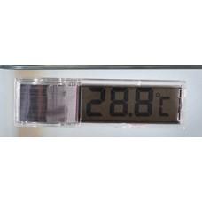 透明溫度計