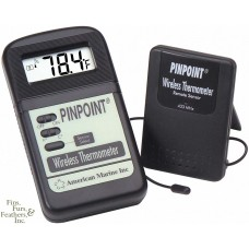 美国pinpoint Wireless Thermometer(無線電子溫度感應錶)