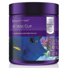 AF Vege Clip 120G 藻食性觀賞魚飼料