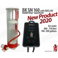 Bubble King Supermarin 160 with Red Dragon X DC 24V(德國 紅龍)