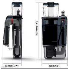 Bubble Magus (BM-QQ3 Skimmer)   (外掛式)