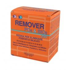250g清除磷酸鹽和硅酸鹽的樹脂颗粒