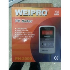 WEIPRO    PH  Meter (酸鹼錶)