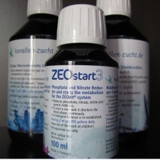德國ZEOvit start3  微菌食物去除 NO3, PO4 100ml