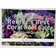 德國korallen-zucht -- zeovit  ( Reefer's Best Coral Reef Salt)   KZ  極品珊瑚鹽20KG