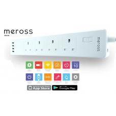MEROSS 智能拖板 4位連USB