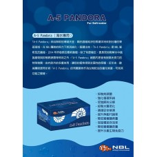 台灣 NBL  A-5 Pandora 潘朵拉  (海水專用) 10支裝