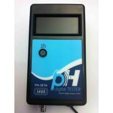 SAGA PH Meter PH-301A (酸鹼測試錶)