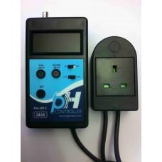 SAGA    pH CONTROLER   PH-301C (酸鹼控制測試錶)
