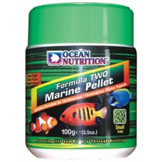 OCEAN 綠藻蒜粒糧 S粒  100g