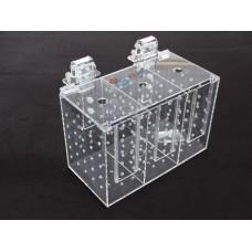 三格隔魚盒