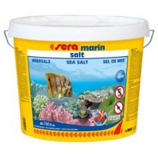 德國SERA 科學鹽 桶裝鹽20KG(sera marin  salt)