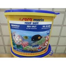德國SERA珊瑚桶裝鹽(sera marin reef salt)