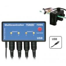 德國TUNZE  Multicontroller (7096.000)最新款USB造浪控制器