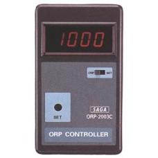 SAGA  ORP  CONTROLER  ORP-2003C ( 氧化還原控制測試錶)