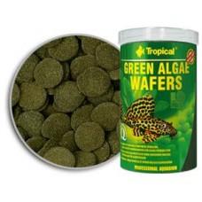 tropical(波蘭)  (琵琶糧) GREEN ALGAE WAFERS 高級底層琵琶綠藻糧 250ml