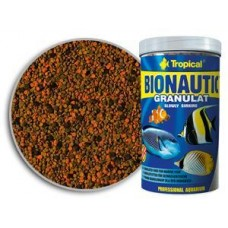 tropical(波蘭)(海水鱼糧)   BIONAUTIC(海水健康沉底顆粒)   500ml