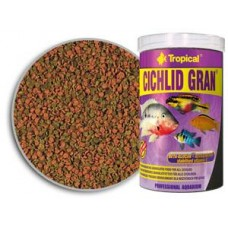 Tropical  (波蘭)  (淡水糧)CICHLID GRAN  (增色慈鲷混合棵粒魚)1000ml